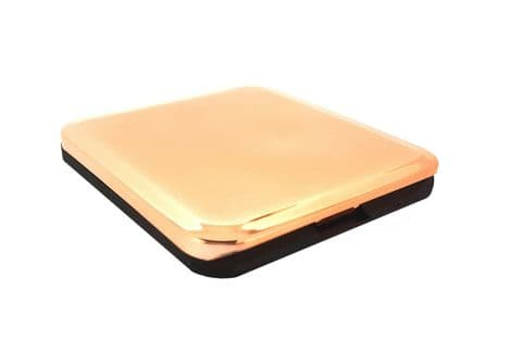 Creative Max Finest - Premium Quality Rose Gold Effect Compact Pocket Mirror